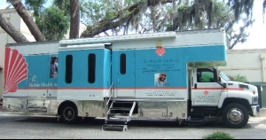 SGHS Mobile Health Vehicle